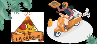 Pizza La Créole
