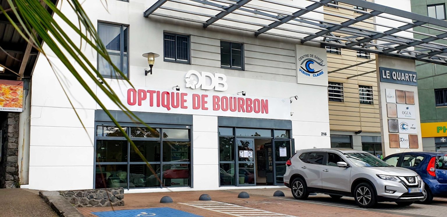 OPTIQUE DE BOURBON SAINT DENIS Le Quartz