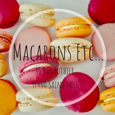 Macarons ETC